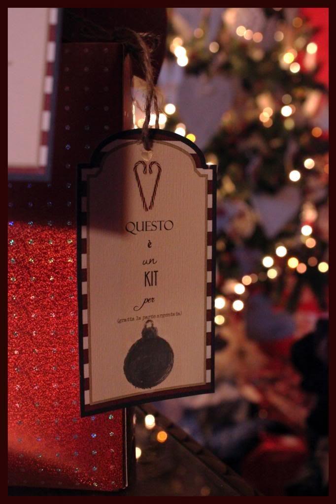 Kit regalo di Natale operazionefrittomisto