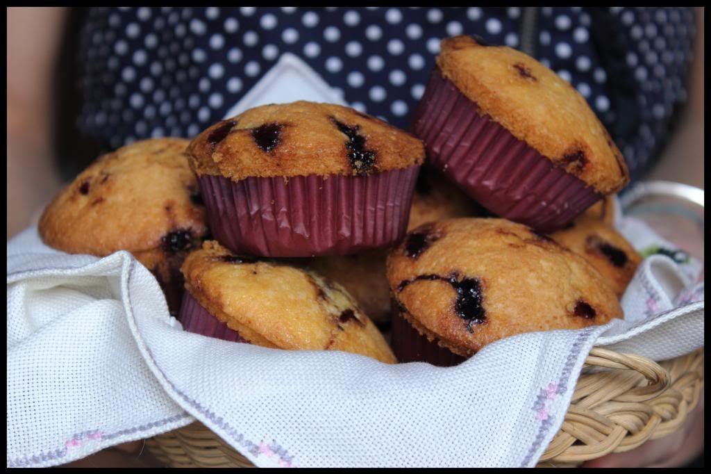 Muffin ai mirtilli di Bree Van De Kamp operazionefrittomisto.it