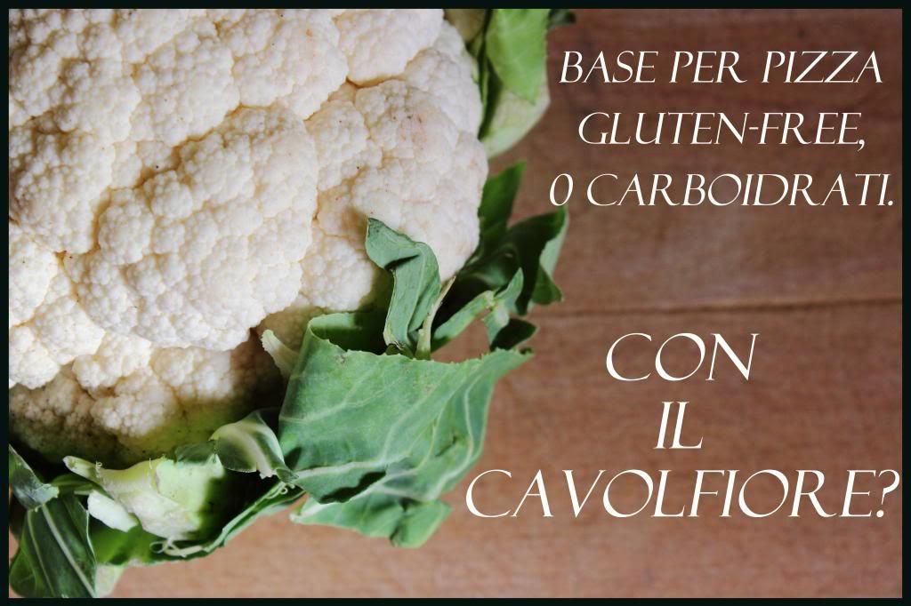 Pizza gluten free con il cavolfiore operazionefrittomisto.it