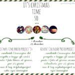 Il ChristmasTimePhotoProject  e l'AdventCalendarPhotoChallenge '14
