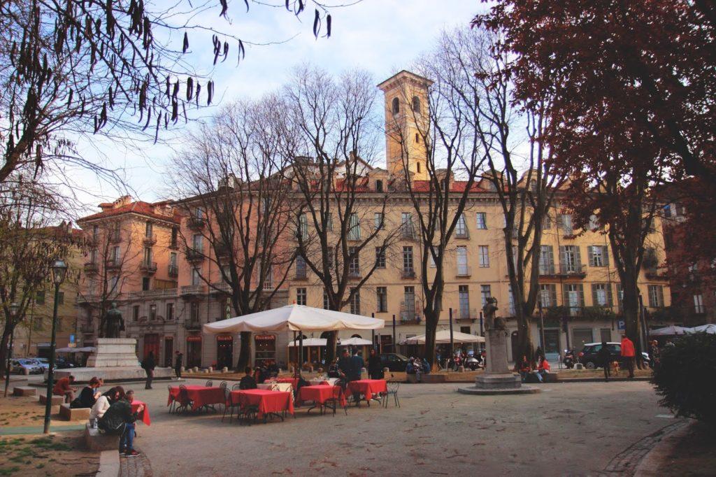 Cianci, Largo IV Marzo, Torino