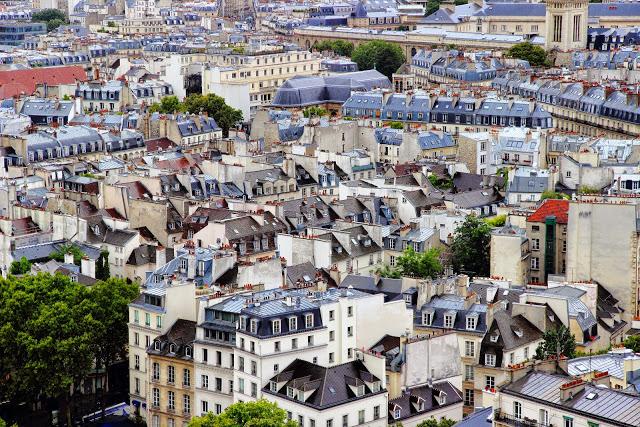 Parigi da Notre Dame