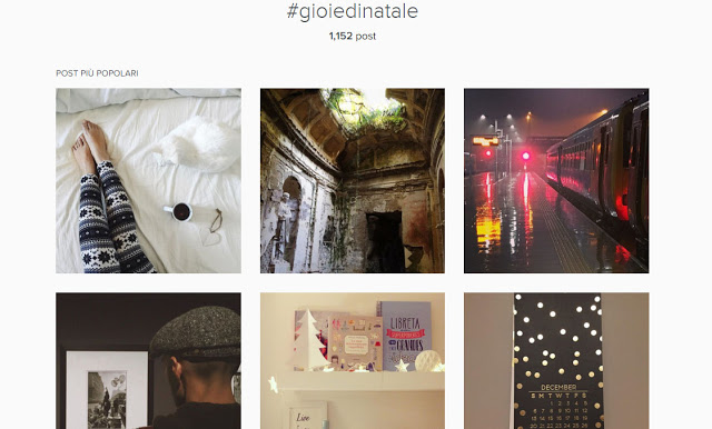 Galleria #gioiedinatale su instagram
