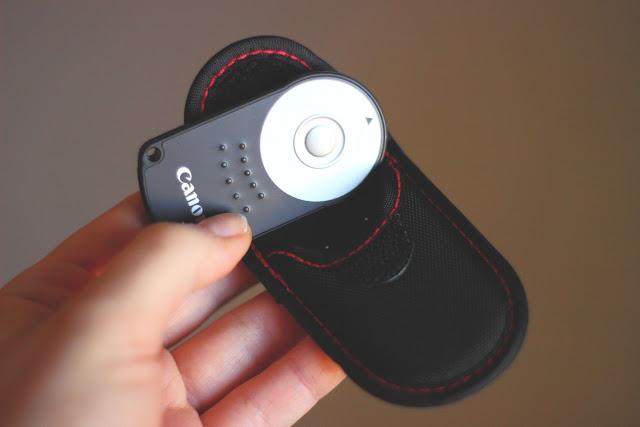 Telecomando a scatto remoto per reflex Canon