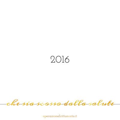 Per un 2016 smosso dalla salute