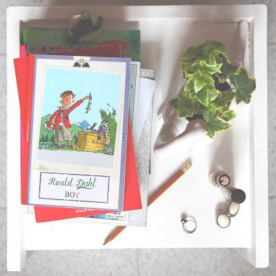 """Recensione libro """"Boy"""" di Roald Dahl"""