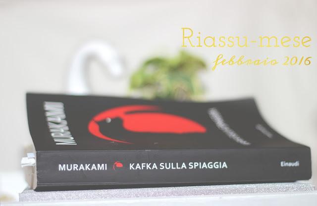 Riassu-mese febbraio 2016, Kafka sulla spiaggia Murakami