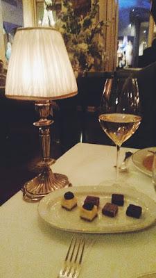 I mini dessert della Farmacia Del Cambio