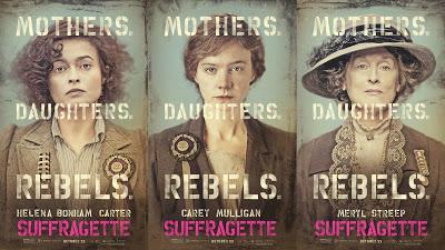 Recensione film Suffragette