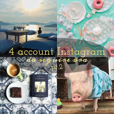 4 account Instagram da seguire