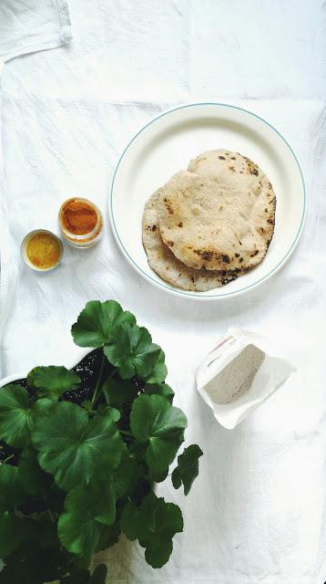 Chapati, ricetta pane indiano senza lievito cotto in padella