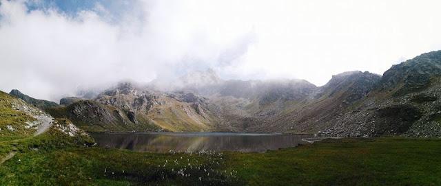 Escursion al Lago Blu, Chianale, Cuneo