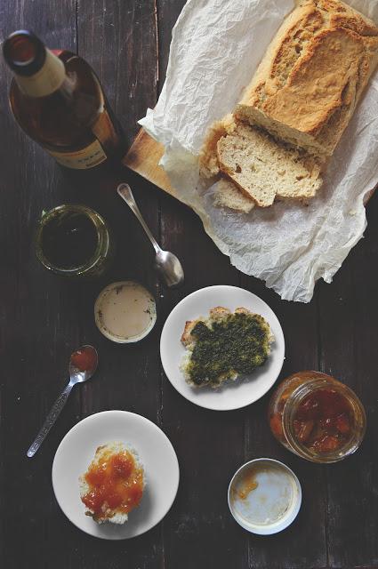 Pane veloce senza lievitazione in 3 ingredienti
