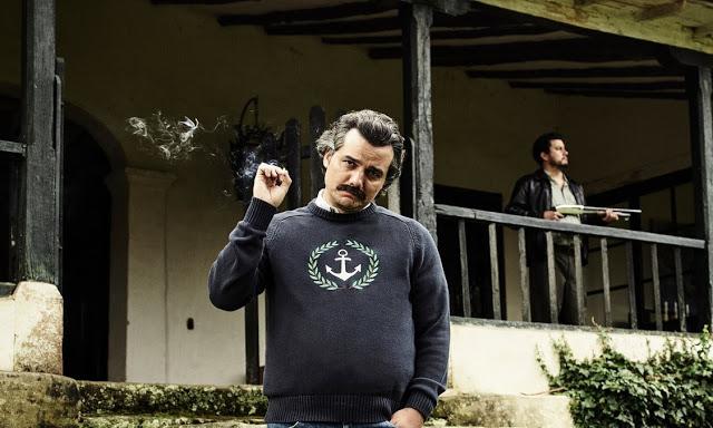 """Narcos"" recensione telefilm"