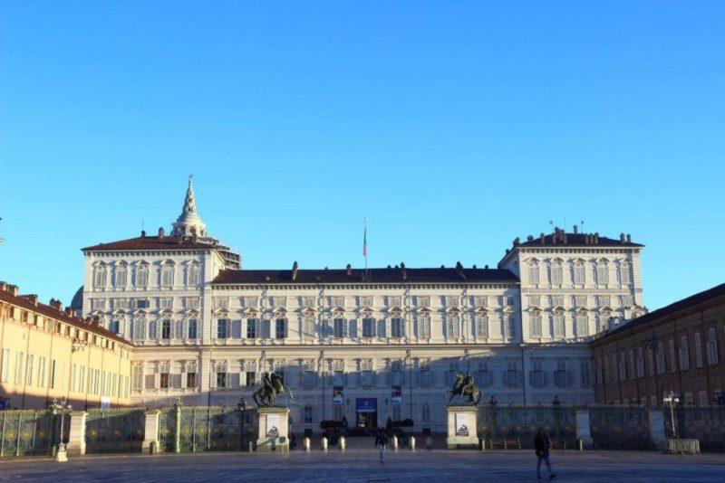 Palazzo Reale a Torino www.operazionefrittomisto.it