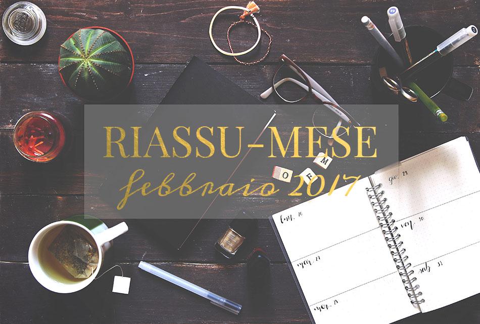 Riassu-mese febbraio 2017 www.operazionefrittomisto.it