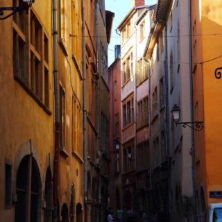 Vicolo della Vieux Lyon www.operazionefrittomisto.it