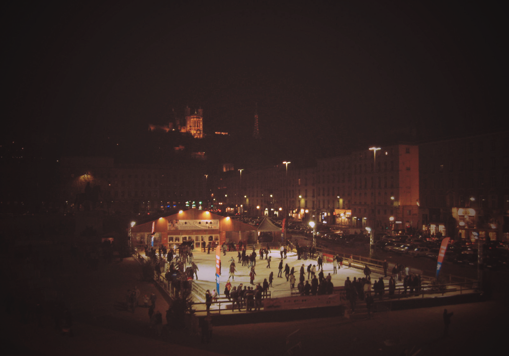 Lione Place Bellecour www.operazionefrittomisto.it