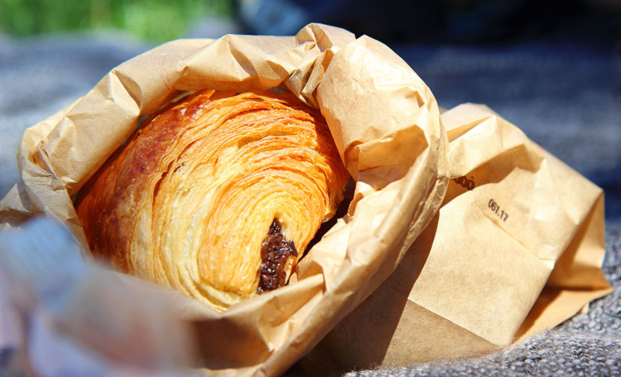 Lione miglior pain au chocolat www.operazionefrittomisto.it