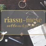 Riassu-mese settembre 2017