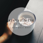 Riassu-mese novembre e dicembre 2017