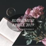 Riassu-mese di aprile 2019